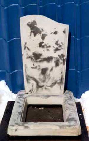 Продажа форм для памятников купить памятники бетон церковь